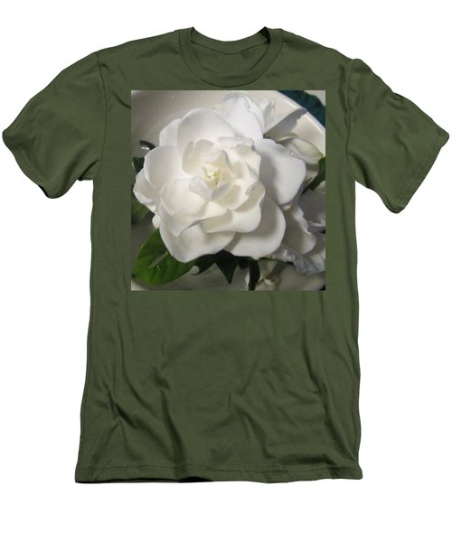 Gardenia Bowl Men's T-Shirt (Athletic Fit)