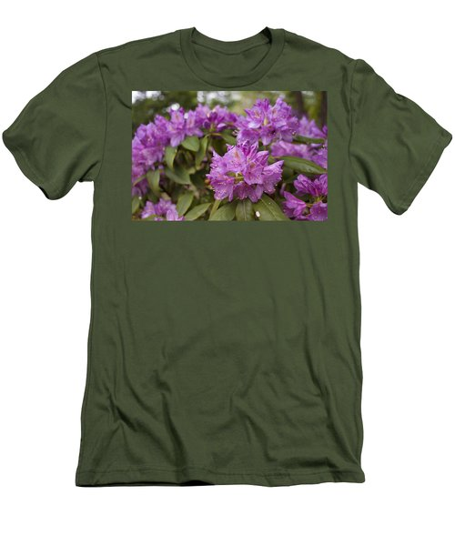 Garden's Welcome Men's T-Shirt (Slim Fit) by Miguel Winterpacht