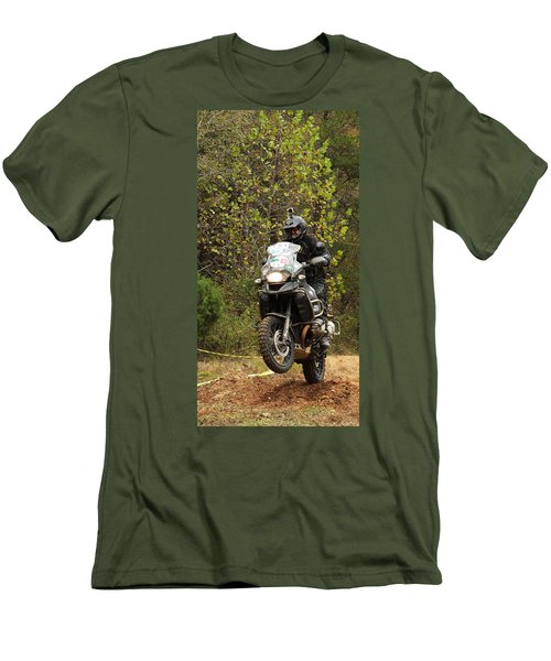Getting Some Air Men's T-Shirt (Athletic Fit)