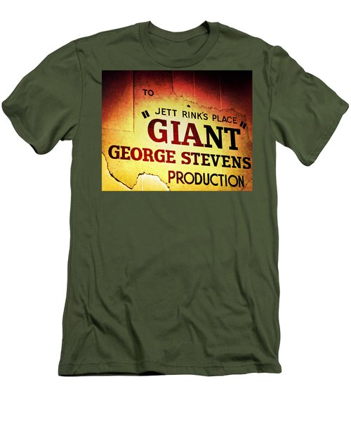 Giant Men's T-Shirt (Athletic Fit)