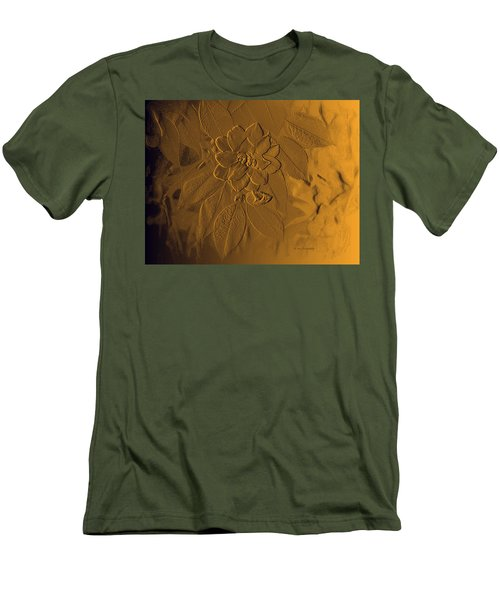 Golden Effulgence Men's T-Shirt (Athletic Fit)