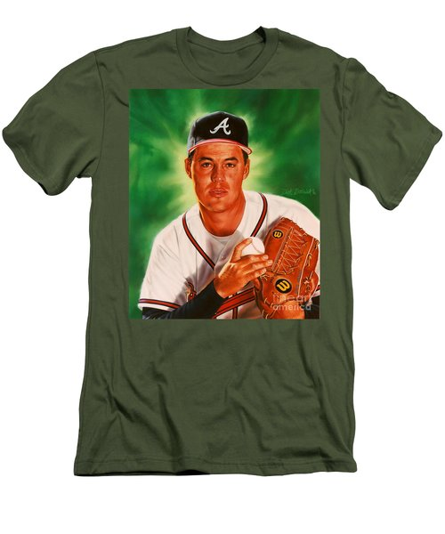 Greg Maddux Men's T-Shirt (Athletic Fit)