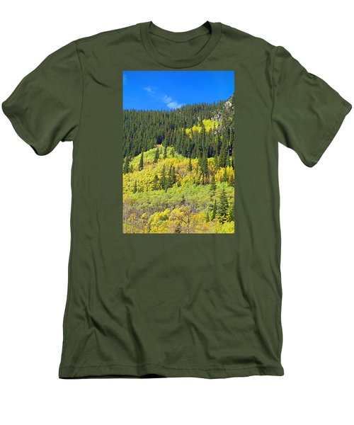 Guanella Pass Study 2 Men's T-Shirt (Athletic Fit)