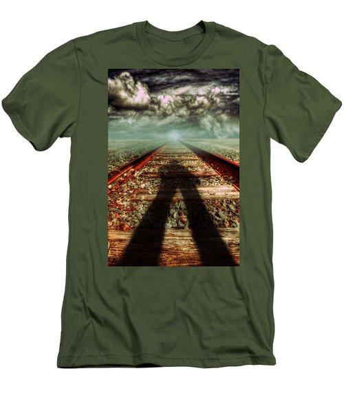 Gunslinger Men's T-Shirt (Athletic Fit)