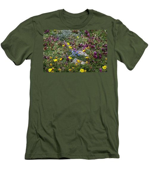 Men's T-Shirt (Slim Fit) featuring the photograph High Anxiety by Jeremy Rhoades