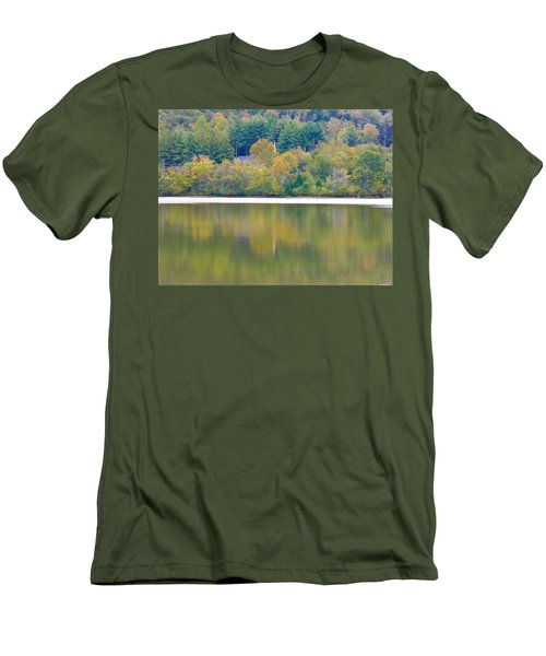 Men's T-Shirt (Slim Fit) featuring the photograph How Sweet The Sound by Nick Kirby