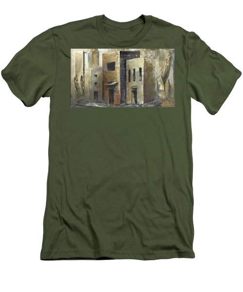 'humbled Today' Men's T-Shirt (Athletic Fit)