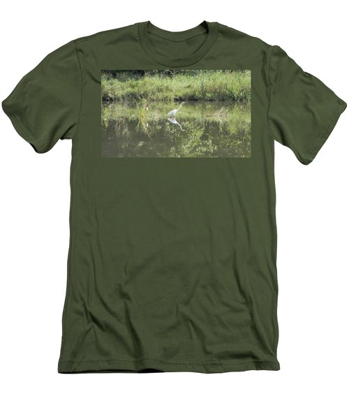 Hunter Reflected 2 Men's T-Shirt (Athletic Fit)