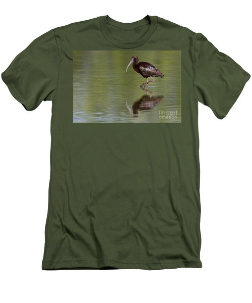 Ibis Reflection Men's T-Shirt (Athletic Fit)