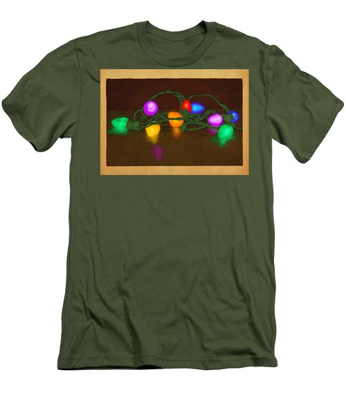 Illumination Men's T-Shirt (Slim Fit) by Meg Shearer