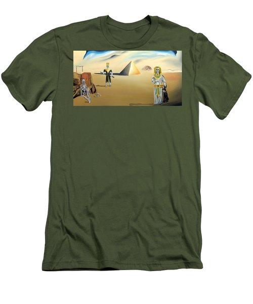 Immortality Men's T-Shirt (Slim Fit) by Ryan Demaree