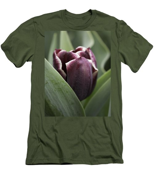 Jackpot Tulip Men's T-Shirt (Athletic Fit)