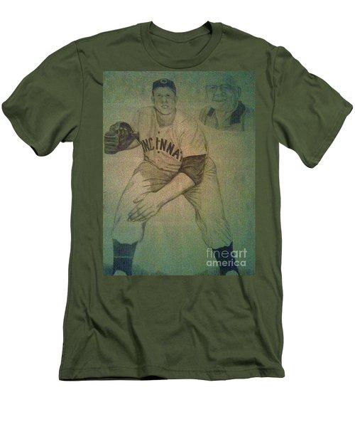 Joe Nuxhall Men's T-Shirt (Slim Fit) by Christy Saunders Church