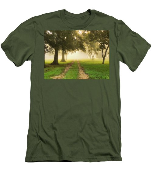 Journey Into Fall Men's T-Shirt (Athletic Fit)
