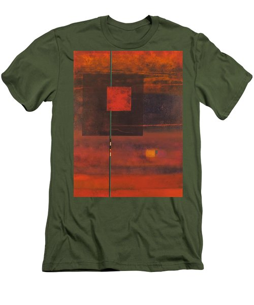 Journey No.3 Men's T-Shirt (Athletic Fit)