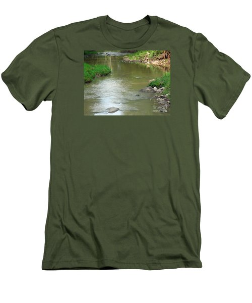Jubilee Creek Men's T-Shirt (Athletic Fit)