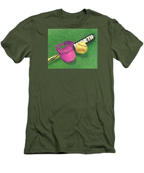 Julia's Game Men's T-Shirt (Slim Fit)