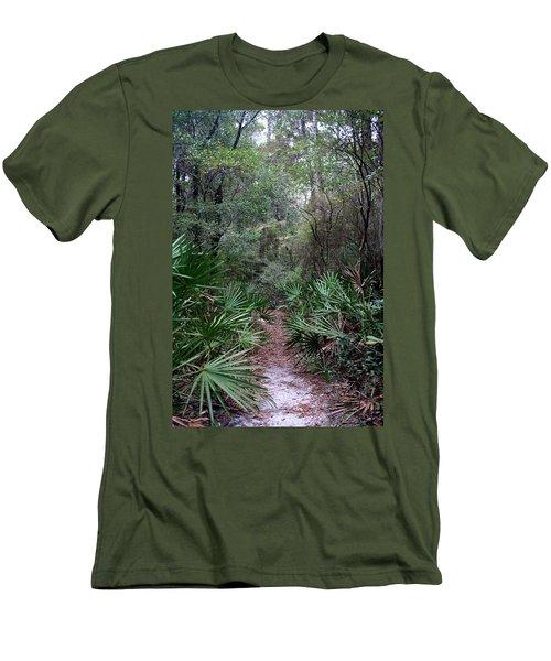Jungle Trek Men's T-Shirt (Athletic Fit)