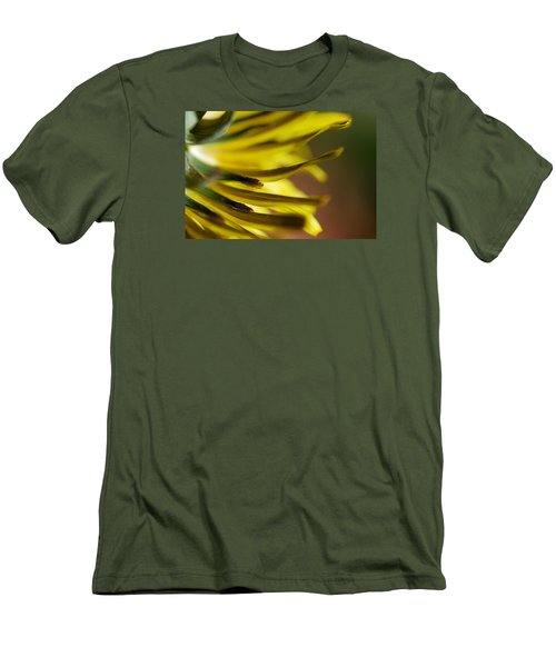 Men's T-Shirt (Slim Fit) featuring the photograph Just Dandy by Wendy Wilton