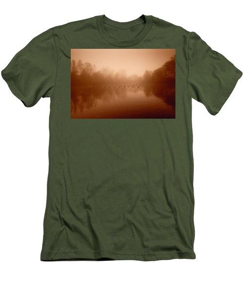 Just Fine Thanks Men's T-Shirt (Athletic Fit)
