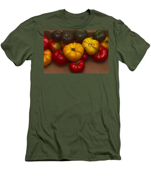 Just Picked Men's T-Shirt (Athletic Fit)