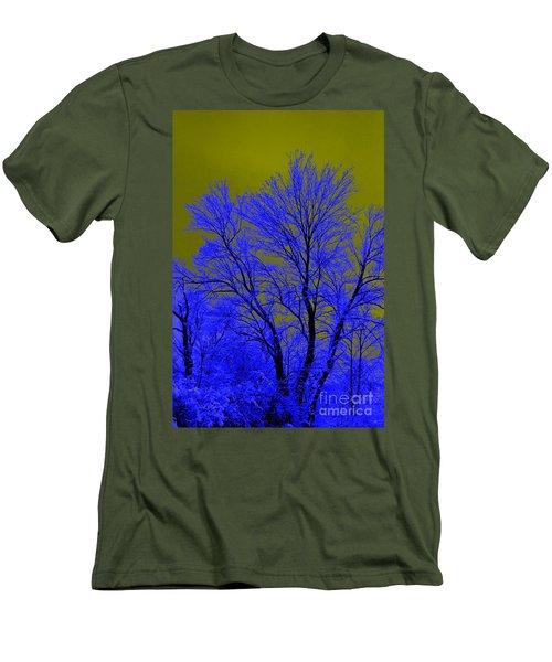Juxtaposed Men's T-Shirt (Athletic Fit)
