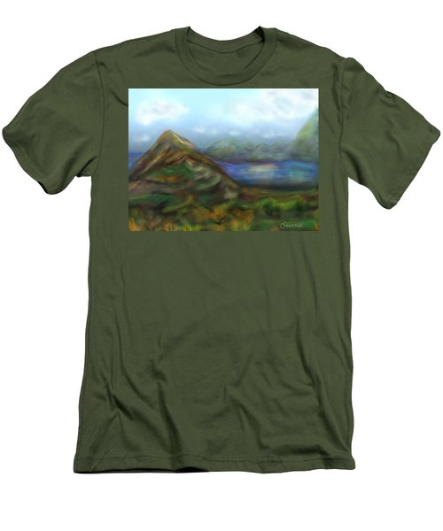 Kauai Men's T-Shirt (Athletic Fit)