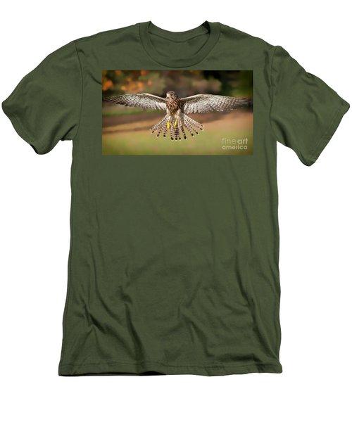 Kestrel Grace Men's T-Shirt (Athletic Fit)