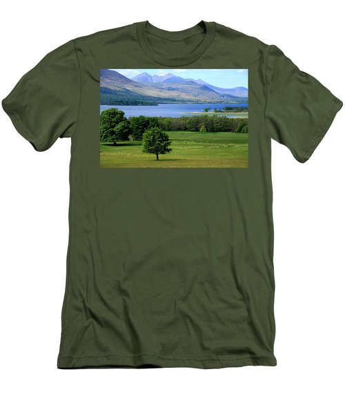 Lakes Of Killarney - Killarney National Park - Ireland Men's T-Shirt (Athletic Fit)