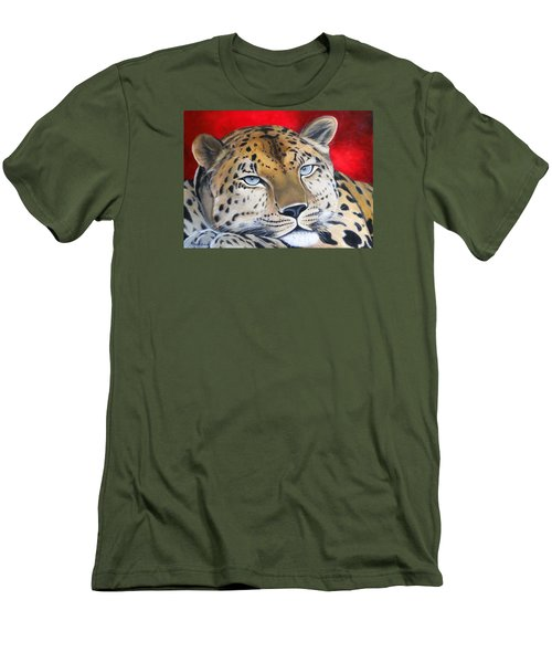 Leopardo Men's T-Shirt (Athletic Fit)