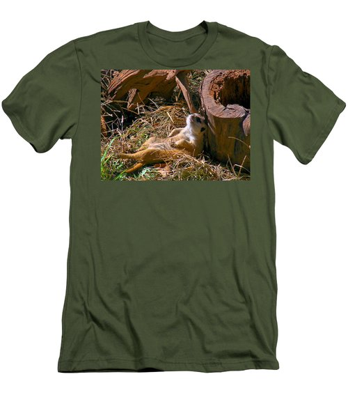 Life Is Good Men's T-Shirt (Athletic Fit)