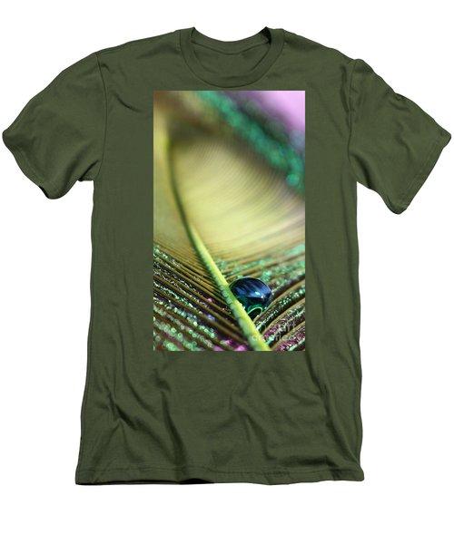 Liquid Reflections Men's T-Shirt (Athletic Fit)