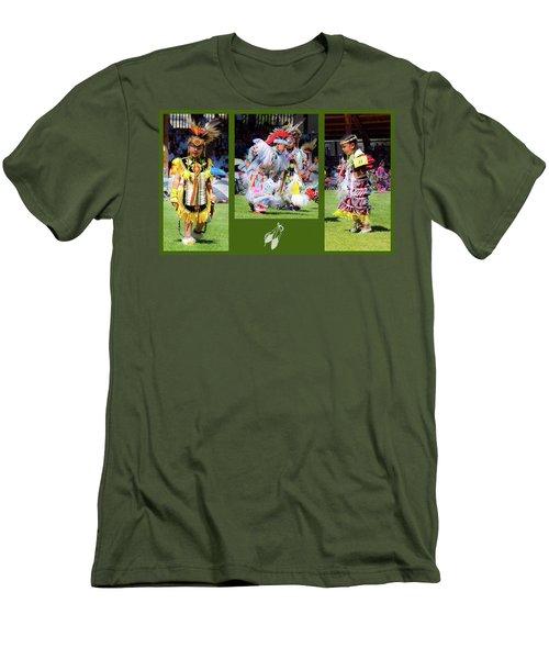 Little Competitors Men's T-Shirt (Athletic Fit)