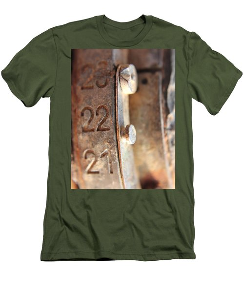 Macro Enigma Men's T-Shirt (Athletic Fit)
