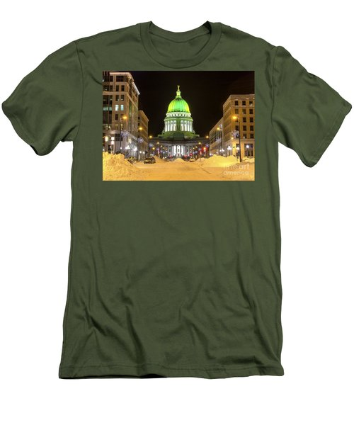 Madison Capitol Men's T-Shirt (Athletic Fit)