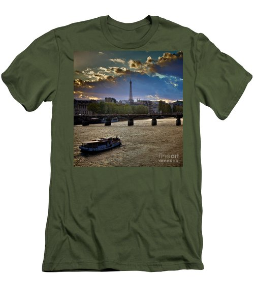 Magic Paris Men's T-Shirt (Athletic Fit)