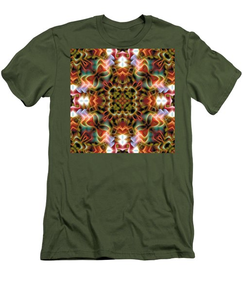 Mandala 120 Men's T-Shirt (Athletic Fit)