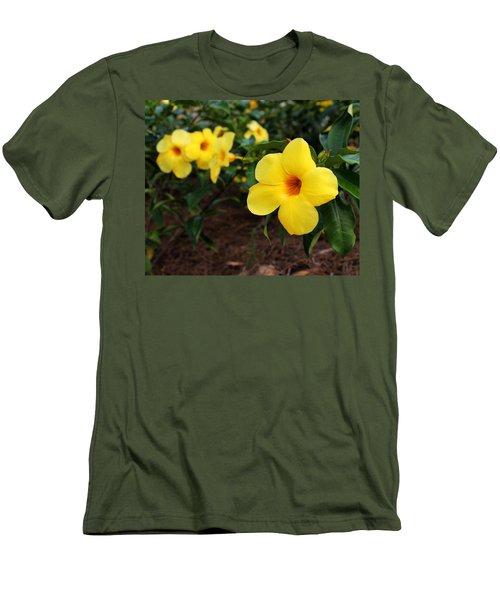 Mandevilla Men's T-Shirt (Athletic Fit)