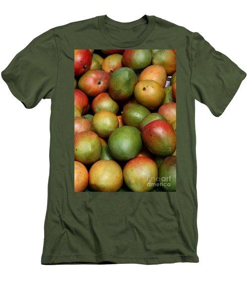 Mangoes Men's T-Shirt (Slim Fit) by Carol Groenen