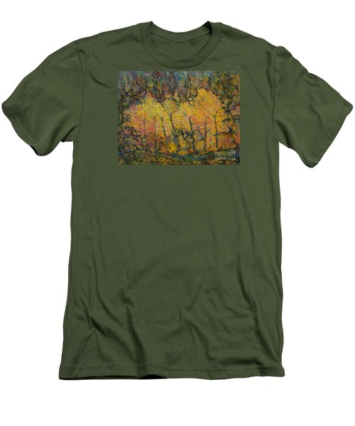 Maples Men's T-Shirt (Athletic Fit)