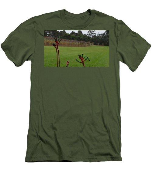 Margaret River Vineyard 1.2 Men's T-Shirt (Athletic Fit)