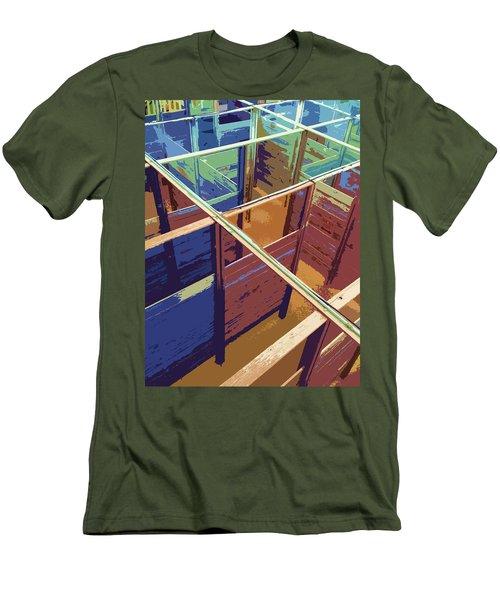 Labirinto Men's T-Shirt (Athletic Fit)