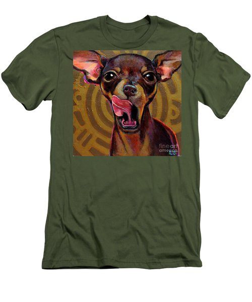 Mexican Mystique Men's T-Shirt (Athletic Fit)