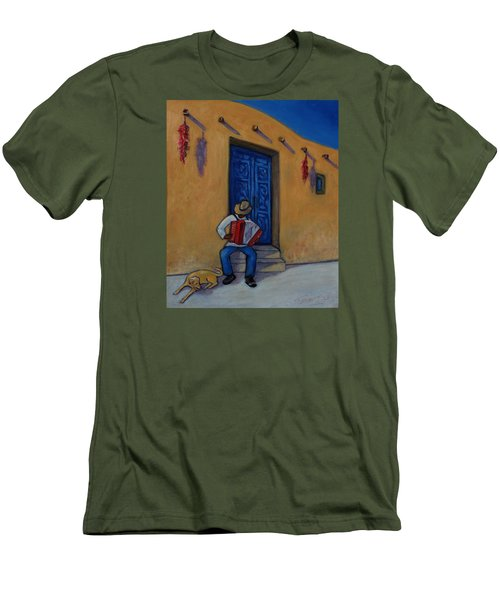 Mexico Impression II Men's T-Shirt (Athletic Fit)
