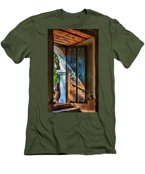 Mission Door Men's T-Shirt (Athletic Fit)