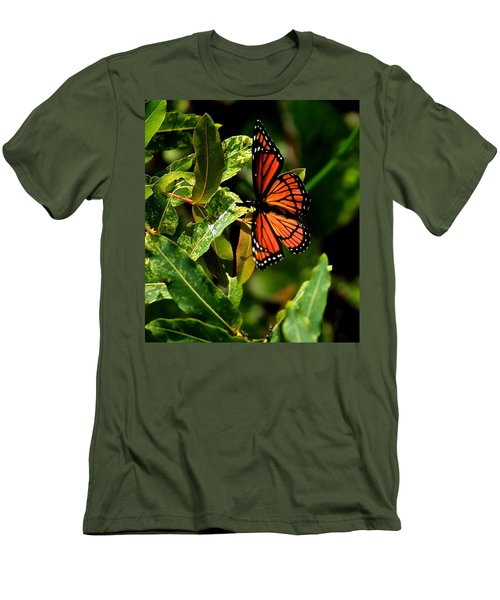 Viceroy Butterfly II Men's T-Shirt (Athletic Fit)