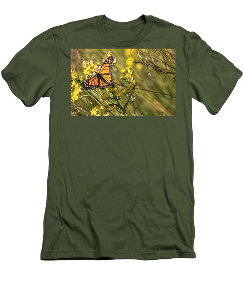 Monarch Hatch Men's T-Shirt (Athletic Fit)