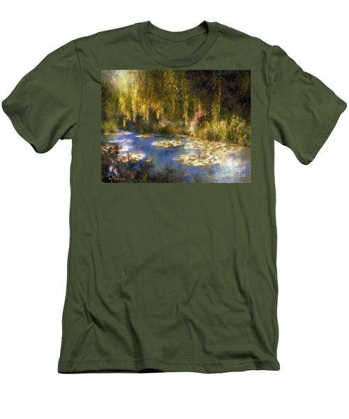 Monet After Midnight Men's T-Shirt (Athletic Fit)