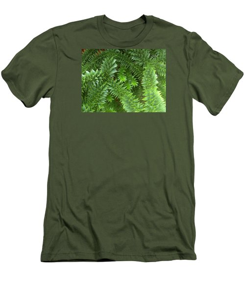 Monkey Puzzle Men's T-Shirt (Athletic Fit)