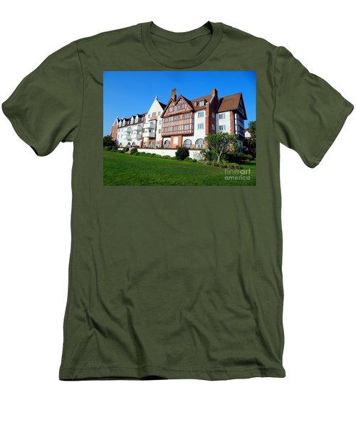 Montauk Manor Men's T-Shirt (Athletic Fit)